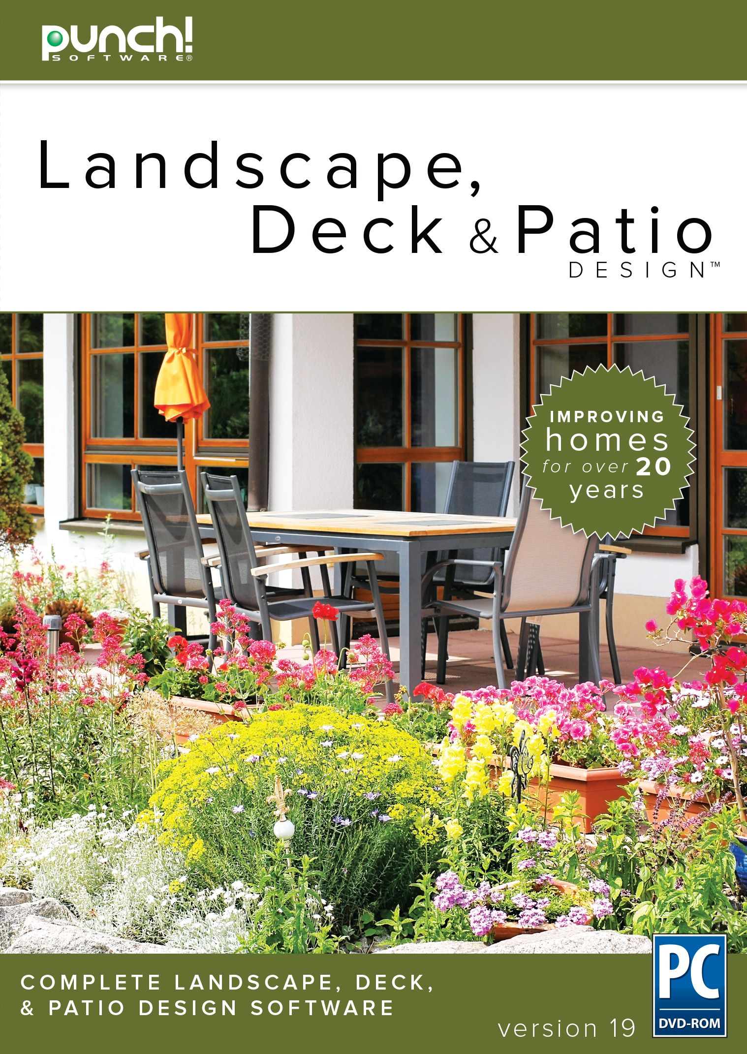 Panorama, Deck And Patio Design V19 Greatest Promoting Panorama Design  Software Program For Home Windows PC