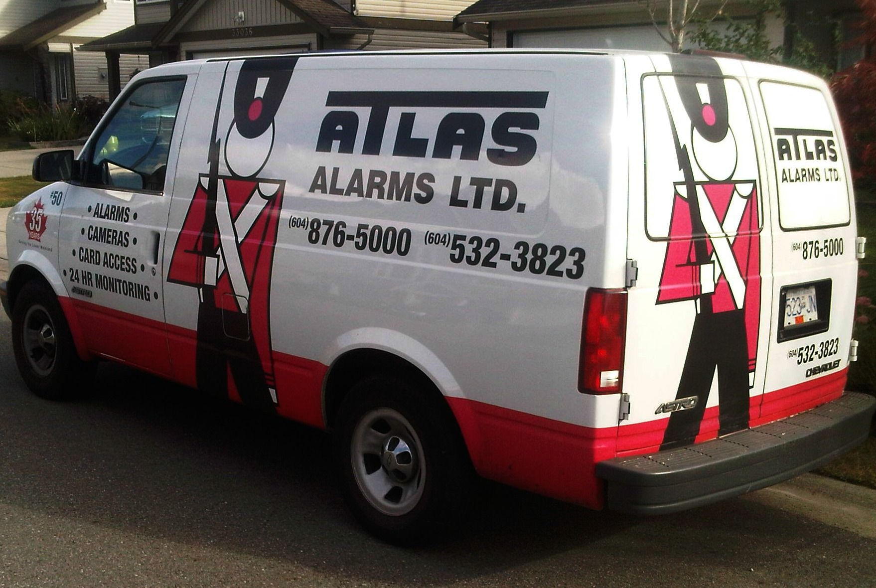 Have you seen our vans? Vans, Vehicles