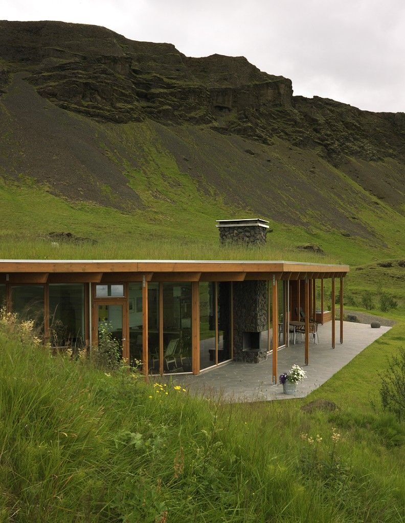 15 Of Our Favourite Living Roofs Cottage Life Underground