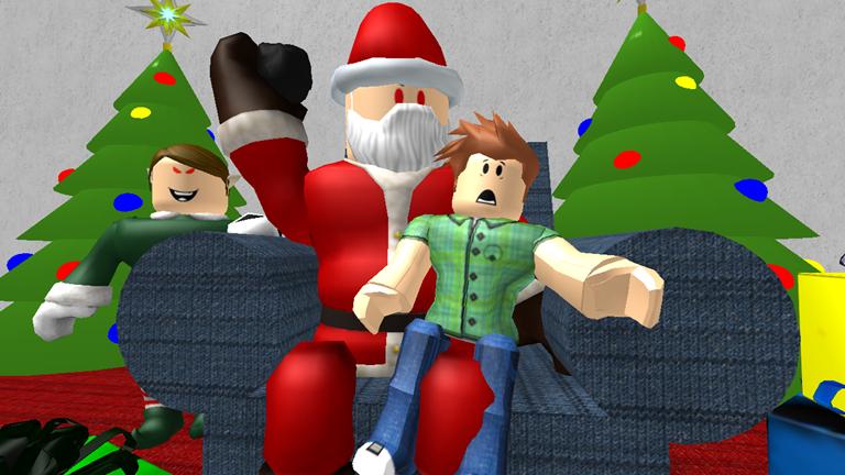 NEW* Escape Santa's Workshop Obby! (READ DESC) - ROBLOX   santas ...