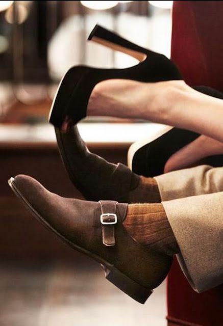 Women love men in style