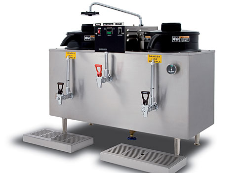 Twin Urn Matthew Algie Commercial Coffee Machine Rental
