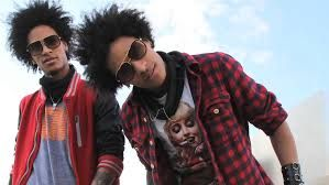 One of my favorite pics of Larry and Laurent