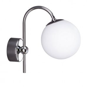 Philips silvery pinterest outdoor lighting and traditional chrome bathroom wall light with opal glass shade philips aloadofball Image collections