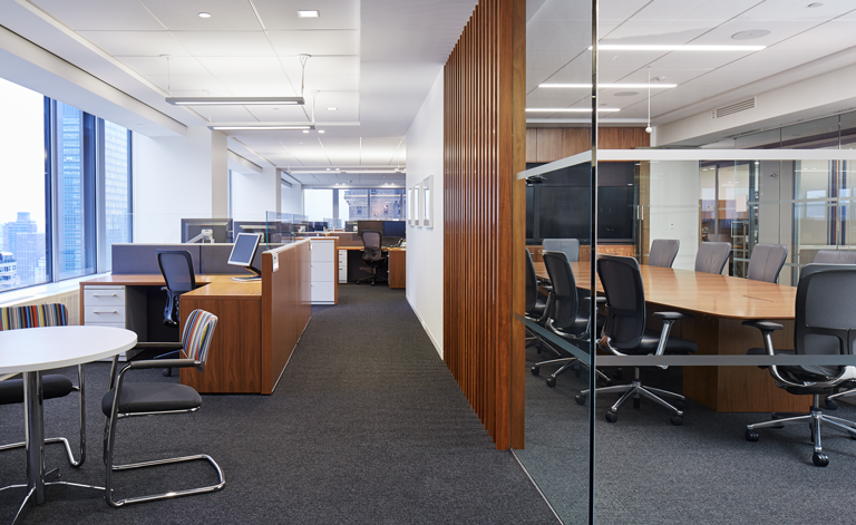 Meadows Office Project Capital One Ny Headquarters