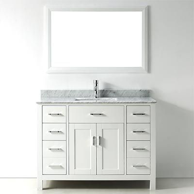 Costco Vanity Me Like White Vanity Bathroom Bathroom Vanity Single Bathroom Vanity