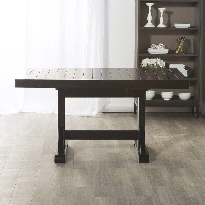 Loon Peak Belfort Extendable Dining Table & Reviews