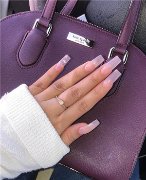 35+Stunning Square Acrylic Nails Designs You Have to Try