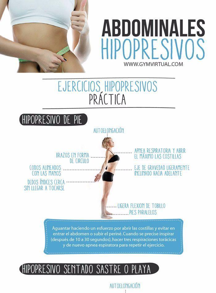 ejercicios hipopresivos como se hacen