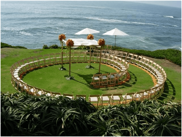 Nontraditional Wedding Ceremony Events And Ideas Wedding Ceremony Traditions Nontraditional Wedding Ceremony Ceremony Seating