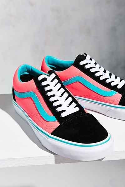 Vans Brite Old Skool Sneaker. Vans Brite Old Skool Sneaker Neon Shoes ... 3dfce122b