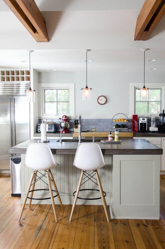 ▷ 1001 + ideas de decoración de cocina americana | Pinterest ...