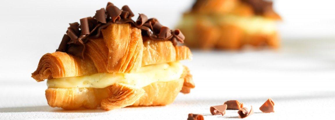 a01bc68cf1611 CHOCRO-DONUT™ com molho de chocolate branco