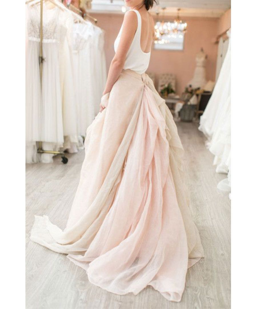 f41327282d9f See the most beautiful nontraditional wedding dresses, from bohemian styles  to colorful options.