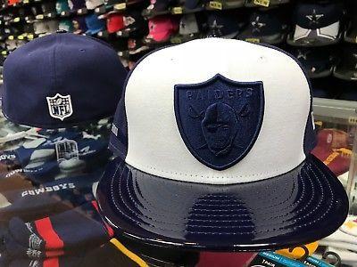 1395845a24f Oakland Raiders Jordan 11 Retro Hook Fitted 59Fifty New Era NFL Hat ...