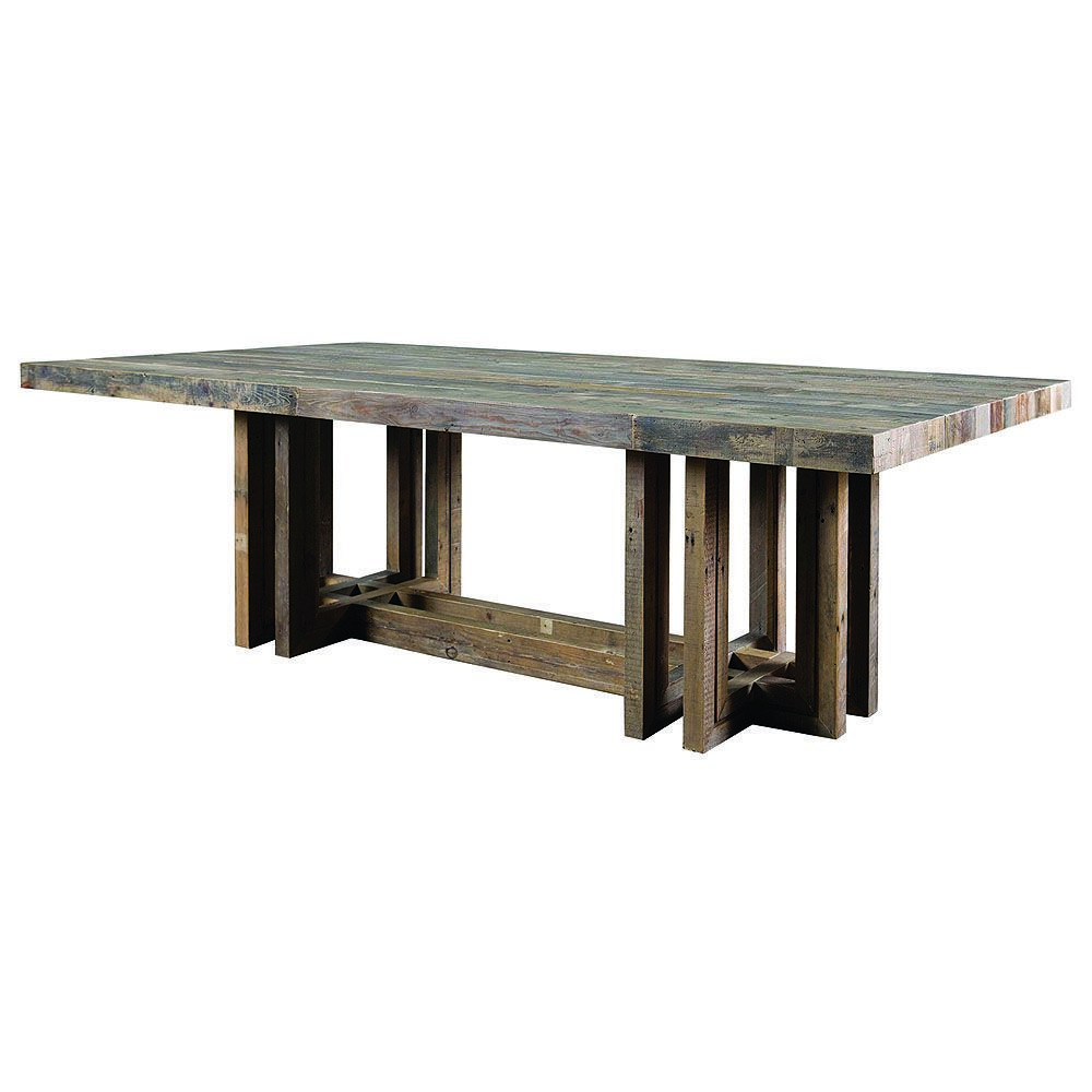 Sutter dining table in rectangle from io metro my style