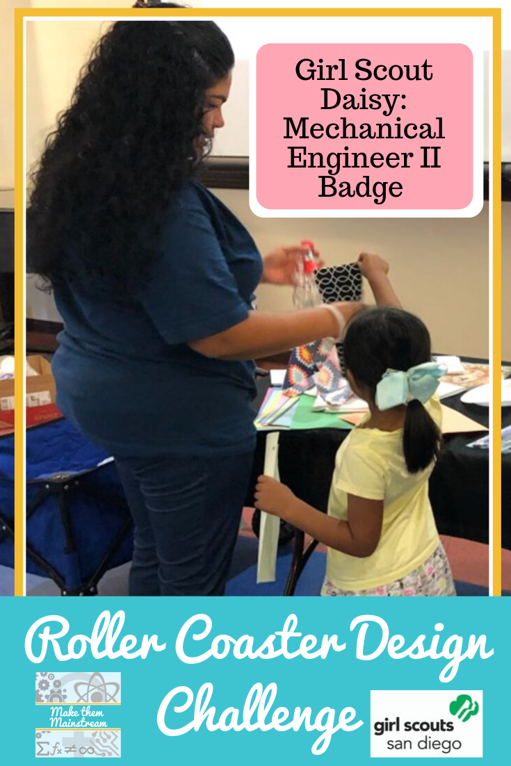 Girl Scouts Daisies Have The Opportunity To Earn Their Mechanical Engineering Ii Badge With T Stem Lesson Plans Elementary Preschool Education Stem Activities