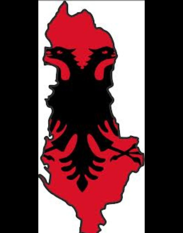 Country Flag Meaning Albania Flag Pictures In 2020 Albania Flag Albania Deep Art