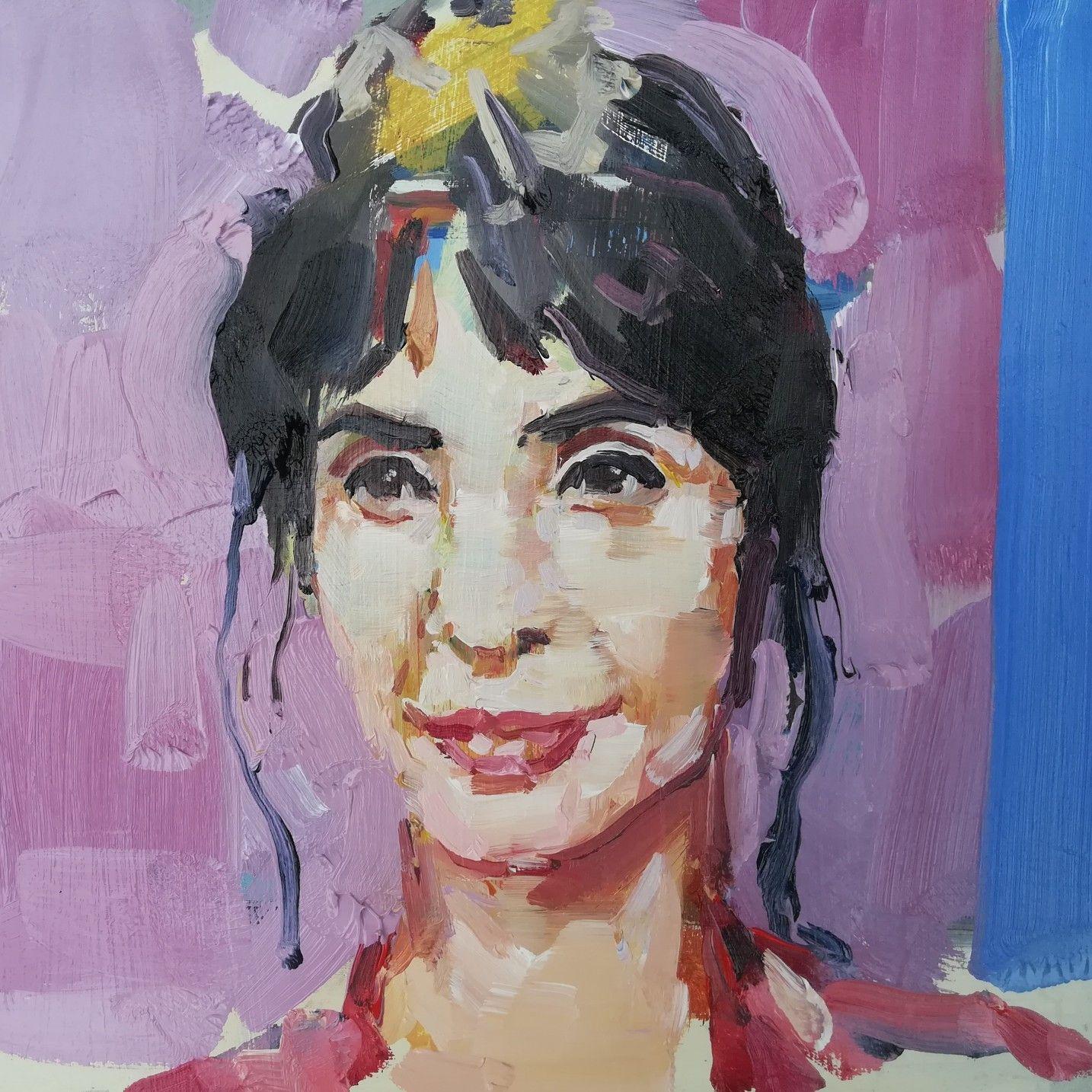 Anjli Mohindra Art Painting Art Painting Oil