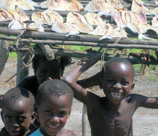 Angolan Kids