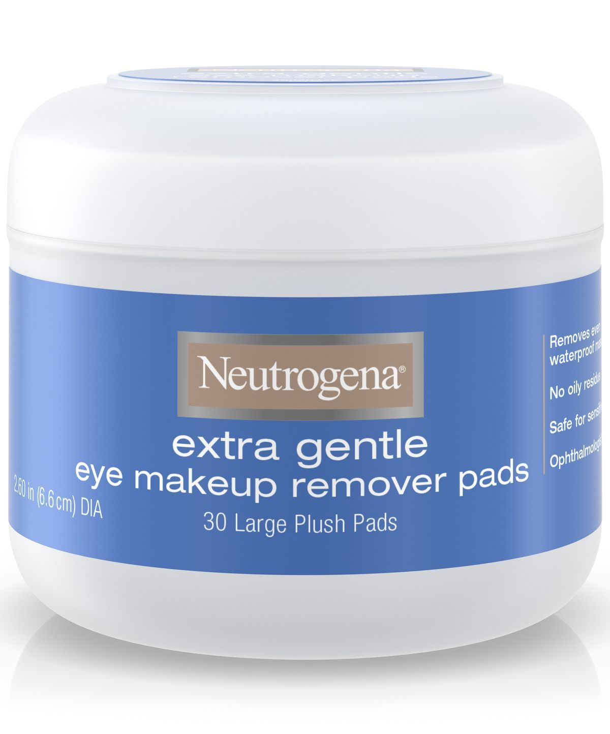Discontinued Extra Gentle Eye Makeup Remover Pads In 2020 Makeup Remover Pads Gentle Eye Makeup Remover