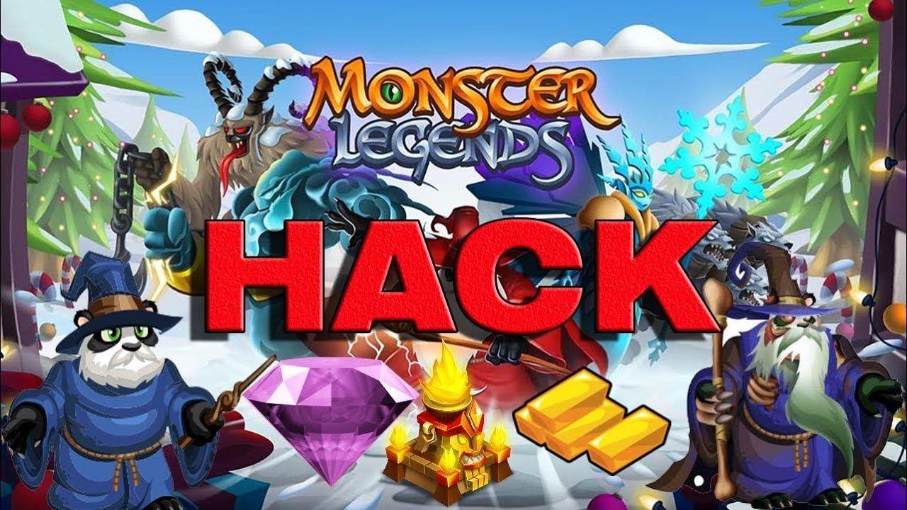 How To Hack Monster Legends In 2021 Monster Legends Monster Legends Game Legend