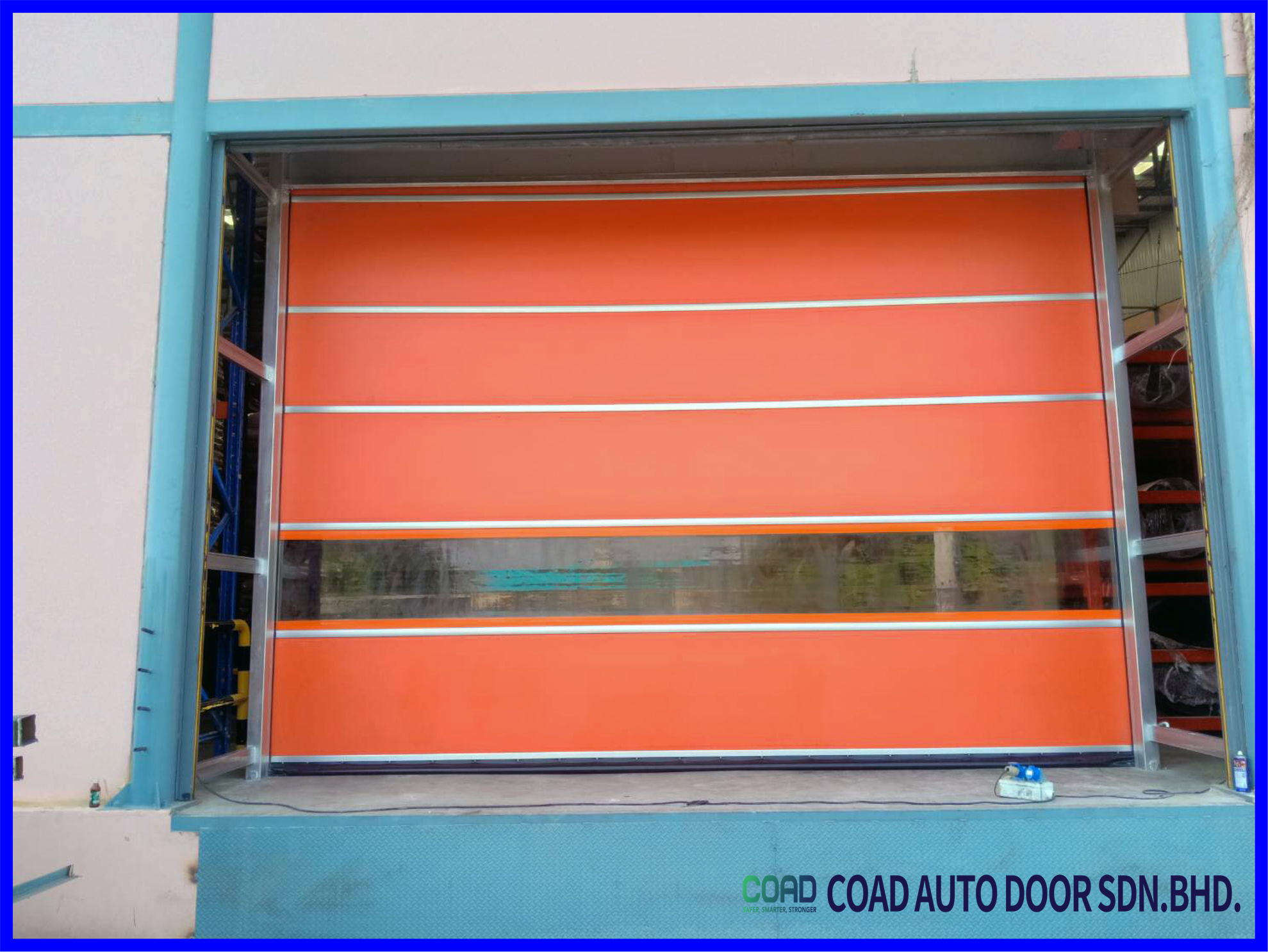 Strong Coad High Speed Door With Images High Speed Doors