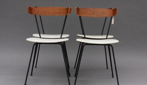 Charmant Paul McCobb Dining Chairs