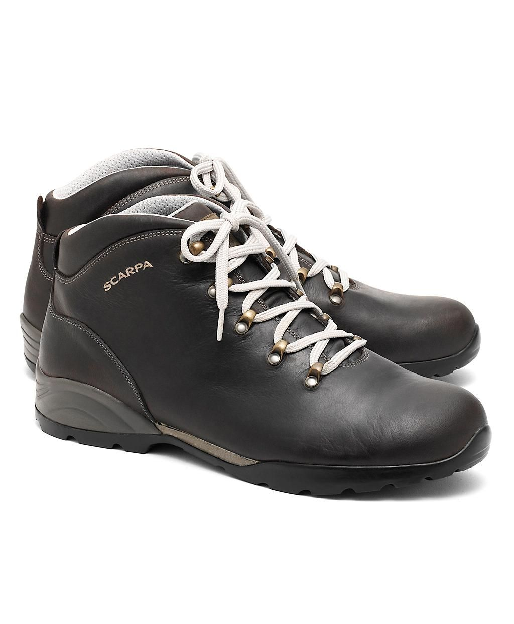 33fc5e02227 Cool SCARPA Hiking Boots at Brooks Brothers. | Style | Hiking boots ...