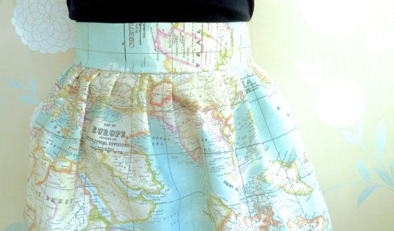 World map skirt in cotton blue world map fabric atlas skirt world map skirt in cotton blue world map fabric atlas skirt bridesmaid skirt kitsch skirt in map fabric spring skirt map clothing gumiabroncs Images