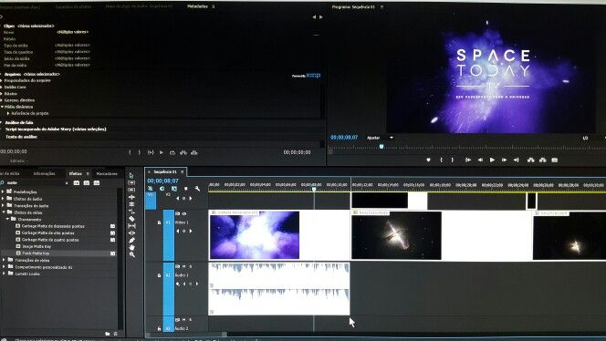Vídeo novo canal. Só para a semana não passar em branco, uma bela animação com dados do Hubble que mostra jatos relativísticis sendo emitidos por um buraco negro supermassivo. Boa diversão! !!  https://youtu.be/DmBU6znN6Ns