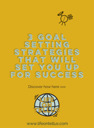 3 goal setting strategies that will set you up for success | Goal setting | How to set goals | how to accomplish goals | Goal setting tips | #goals #goalsetting