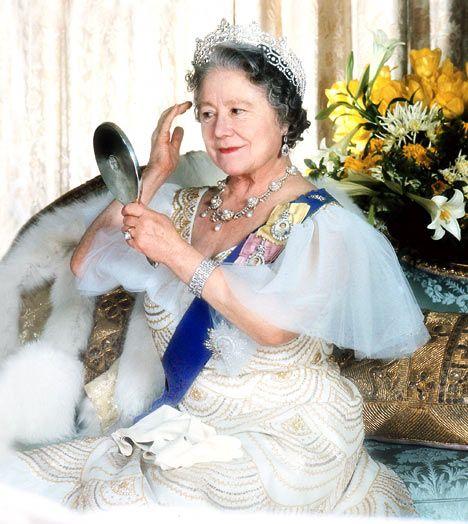 Queen Elizabeth The Queen Mother Queen Mother Queen Mum Royal Queen