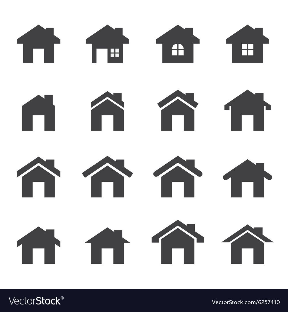 House Icon Royalty Free Vector Image Vectorstock Aff Royalty Icon House Free Ad Web Icon Vector Vector Free Hospital Icon