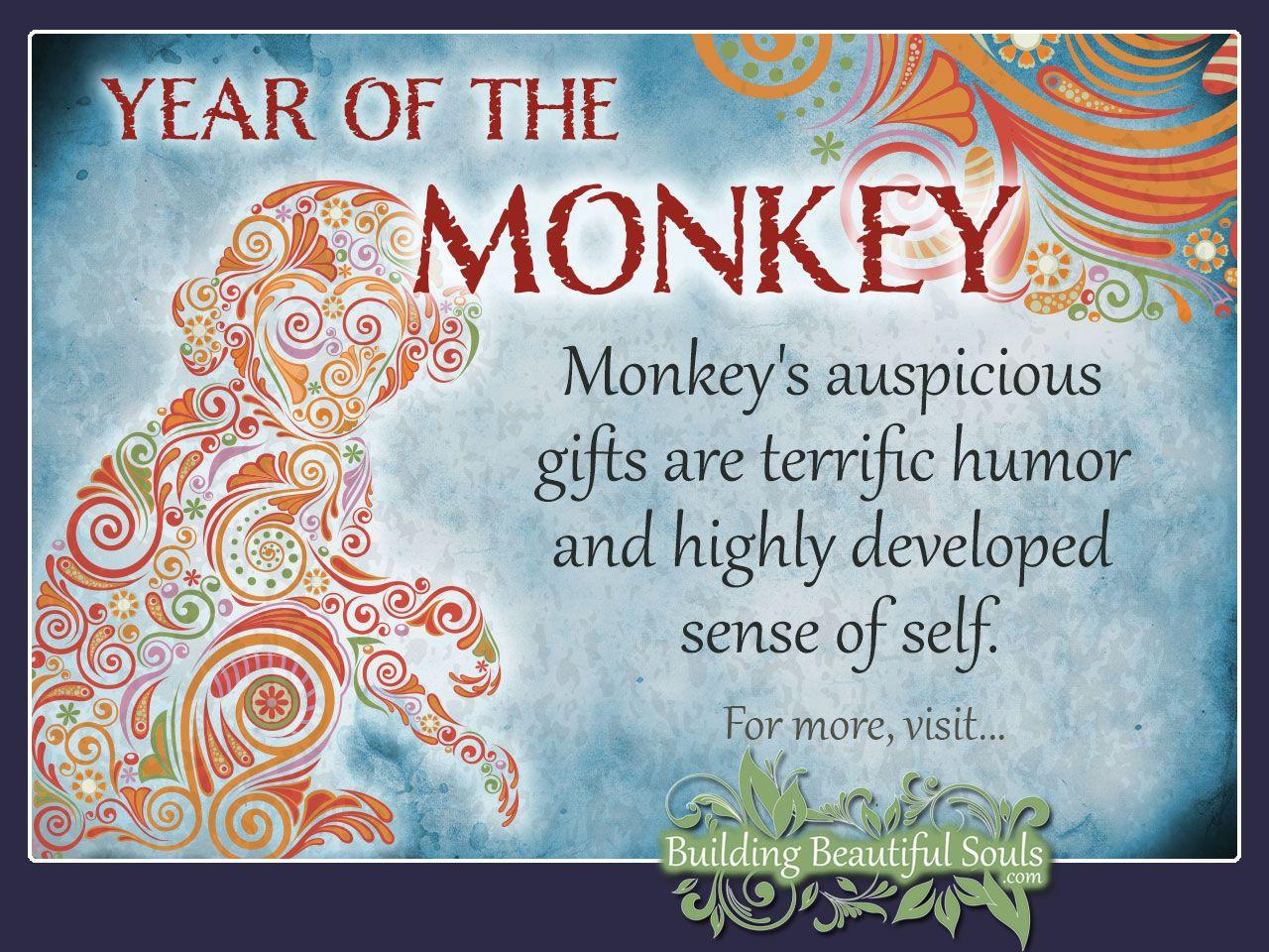 Chinese Zodiac Monkey Chinese zodiac signs, Year of the