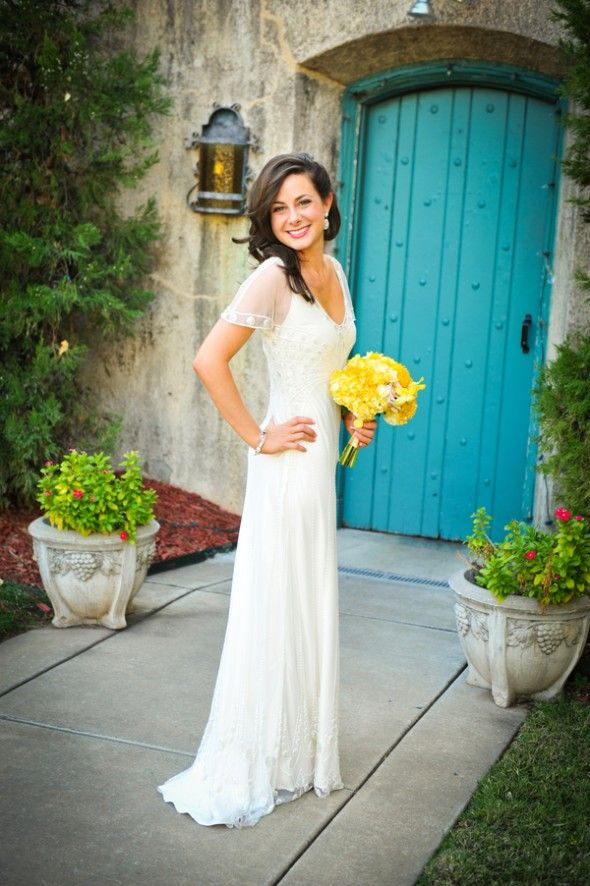 Elegant Rustic Chic Real Wedding   Rustic chic, Tulsa oklahoma and ...