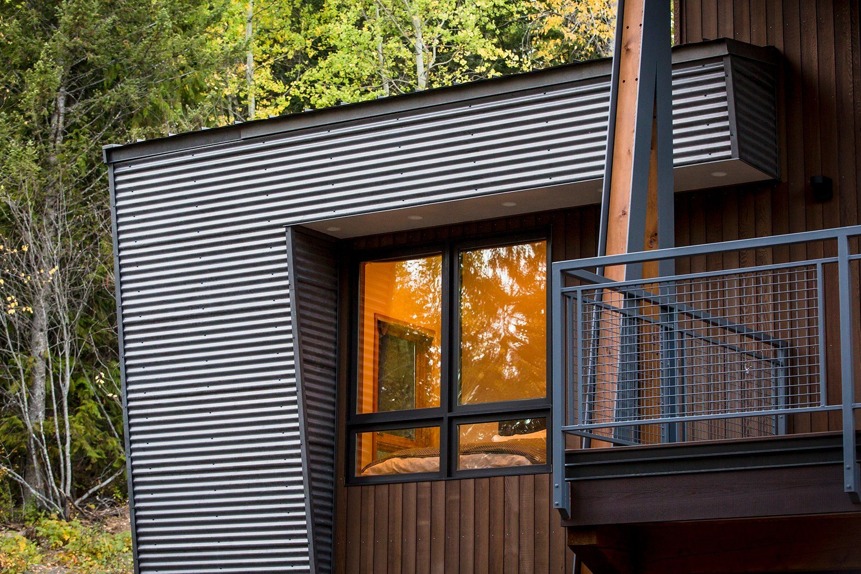 Galvanized 3 4 In 2020 Corrugated Metal Metal Panels Roof Siding