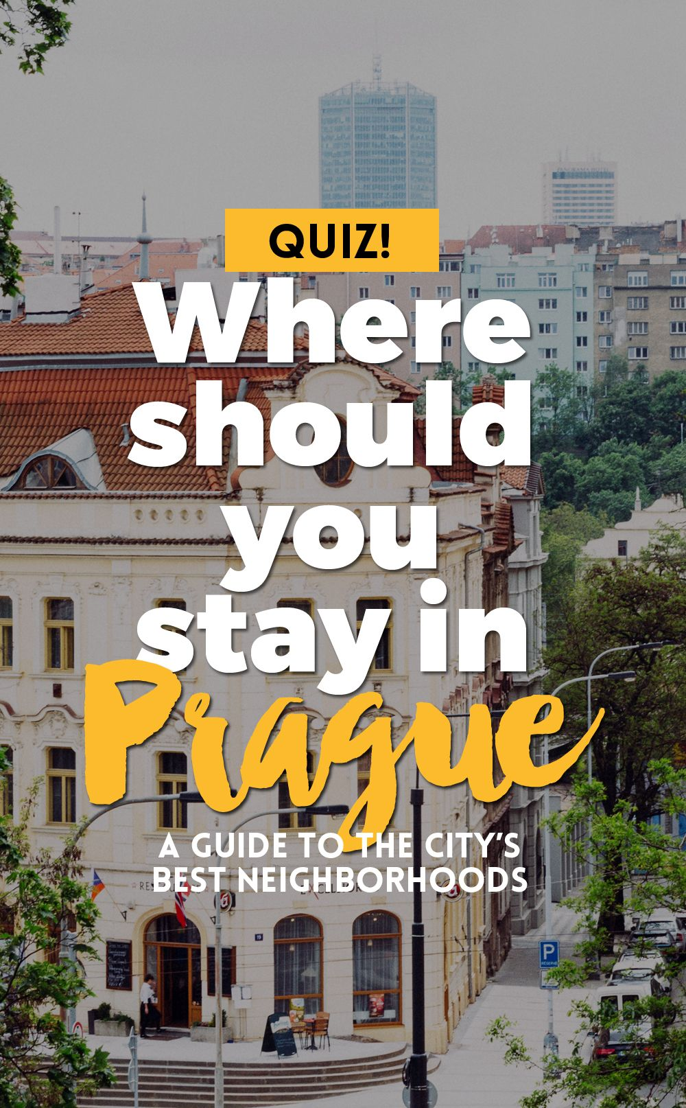 caprice A praha train Where to stay in Prague – a guide to the city's neighborhoods and best  accommodations
