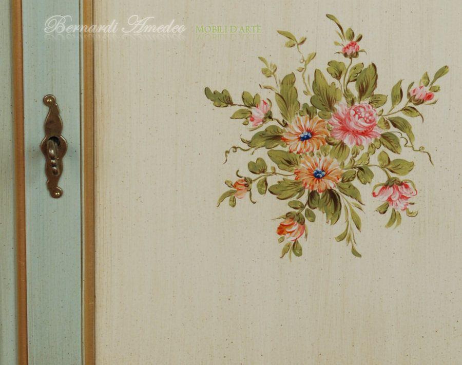 Mobili Pitturati ~ Risultati immagini per fiori dipinti su mobili mobili pinterest
