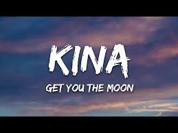 Kina Ft Snow Get You The Moon You Got This Lyrics Trending Songs