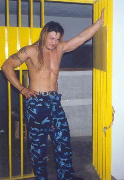 "Mr. Águila - WWE Diva Lita's original ""partner in crime"""
