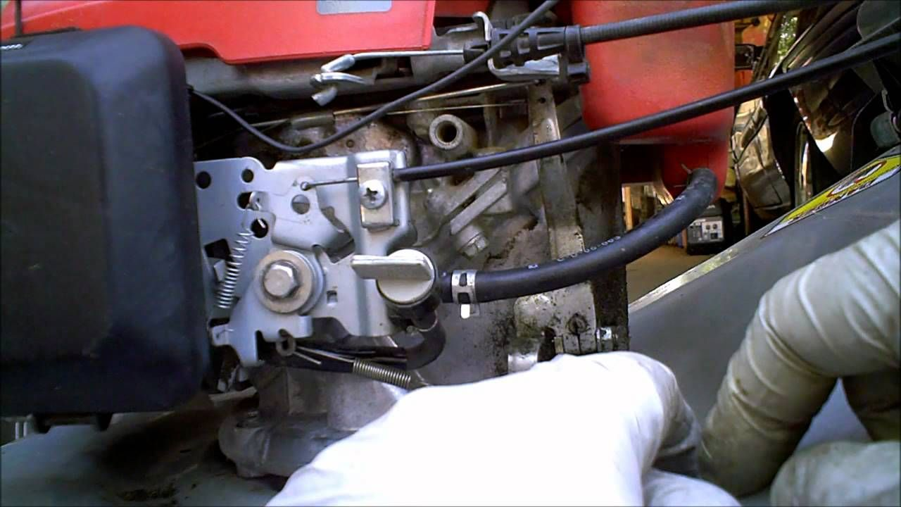 governor adjustment and how they work honda briggs tecumseh kohler download honda lawn mower carburetor linkage diagram picture [ 1280 x 720 Pixel ]