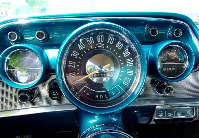 1957 Chevy Bel Air Dashboard Chevy Bel Air 1957 Chevy Bel Air Retro Cars