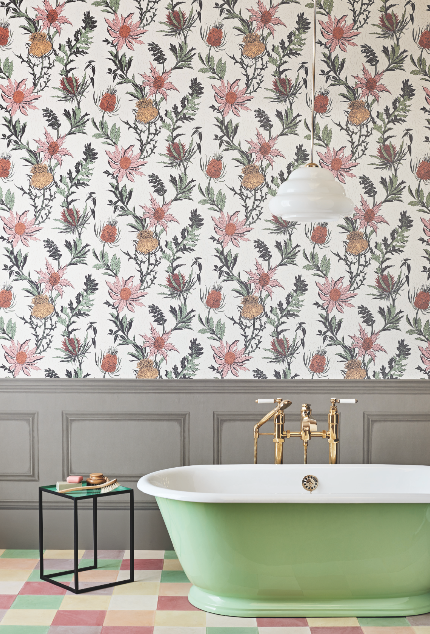 Botanical Botanica The Stunning New Range Of Wallpapers From