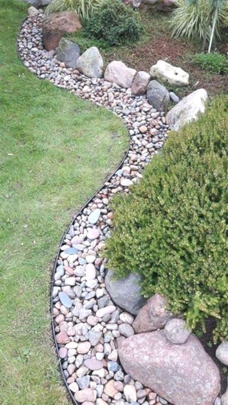 47 nice and clean lawn edging ideas for your yard#clean #