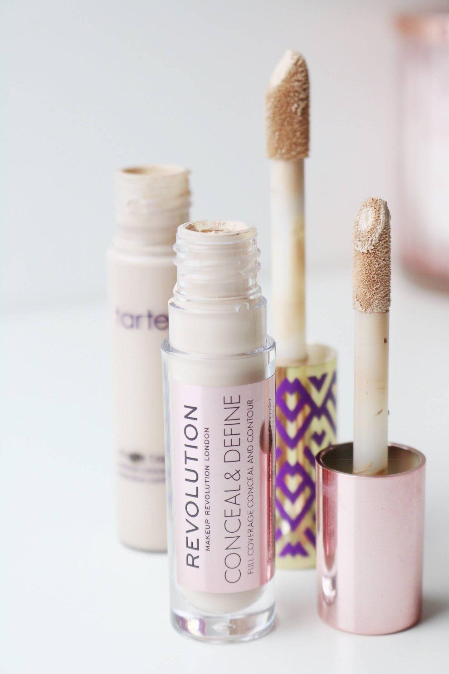 The Best Concealer Ever? Makeup Revolution CONCEAL
