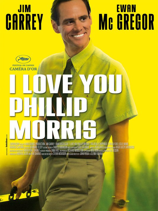 Click To View Extra Large Poster Image For I Love You Phillip Morris Peliculas De Comedia Peliculas Comedia
