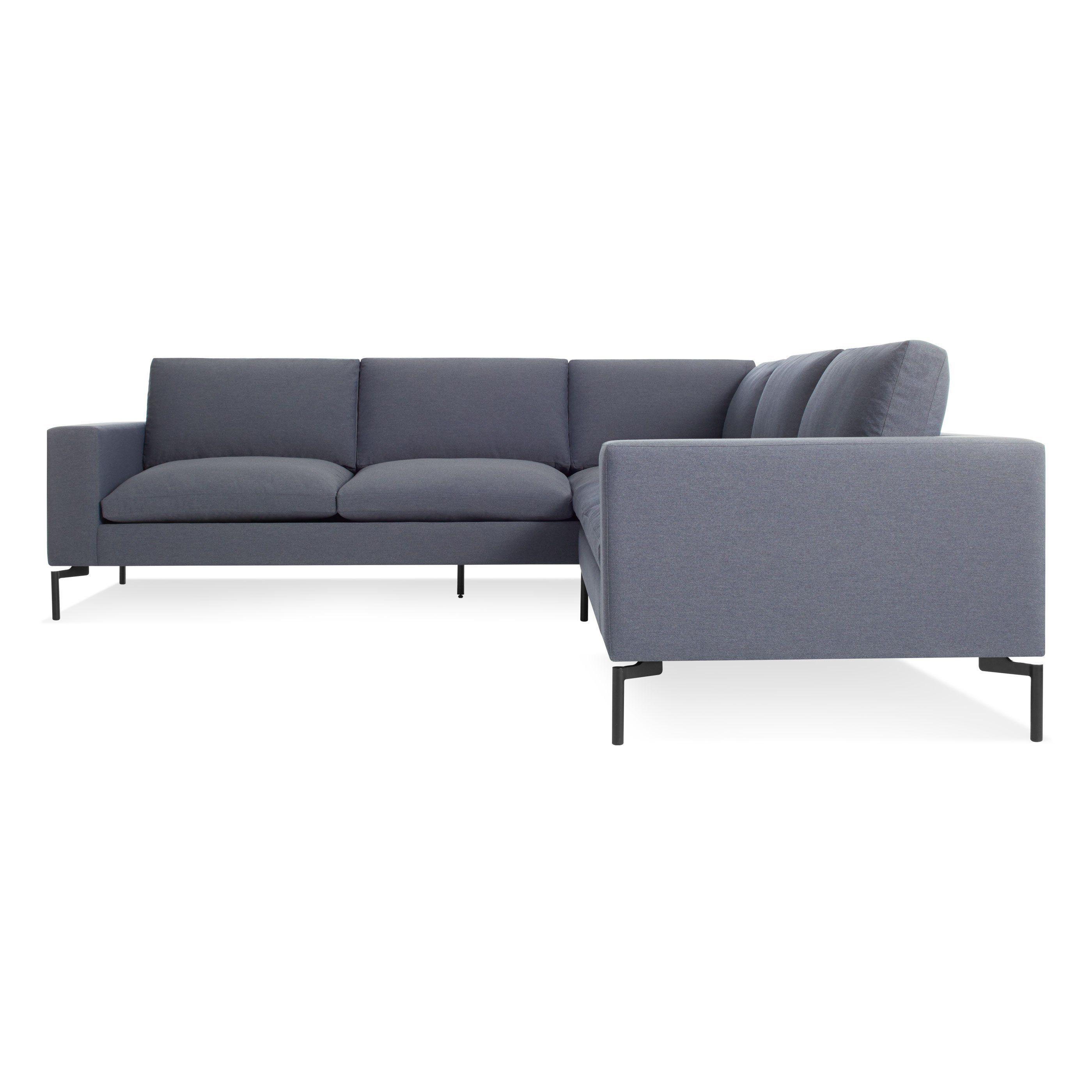 Blu Dot New Standard Left Sectional Sofa Small