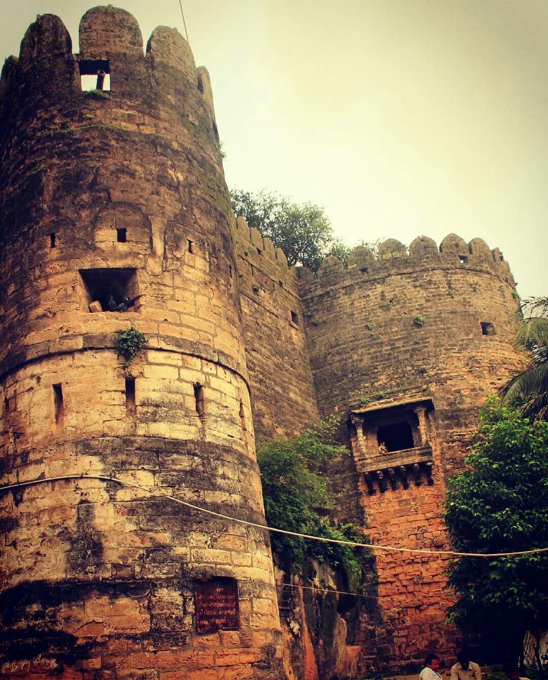 Uparkot Fort, Junagadh, Gujarat, India (With Images