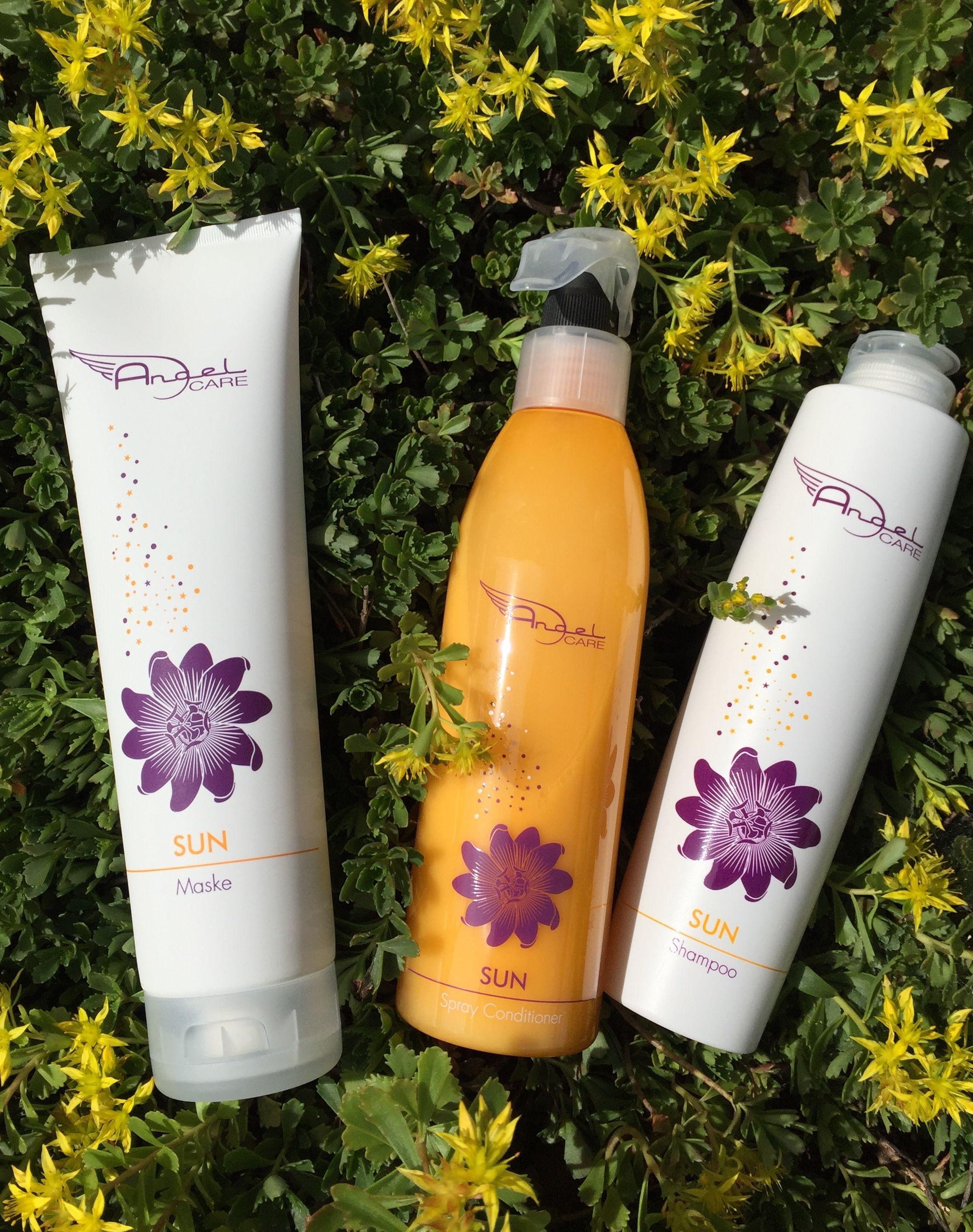Angel Care Sun Haare Pflegen Haare Kosmetik